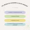 Tips Mengatur Anggaran di Bulan Ramadan
