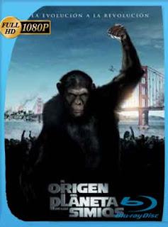 El Origen del Planeta de los Simios 2011 [1080p] Latino [GoogleDrive] DizonHD