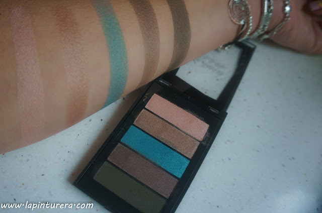 paleta optimist swatches