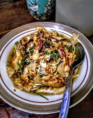 Mie Kopyok Makanan Tradisional Semarang