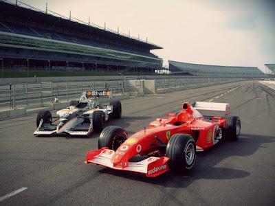 F1 VS INDYCAR