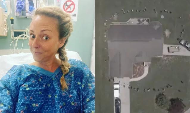 Mulher é curada de câncer em estágio 4, após pessoas rodearem sua casa em oração profética