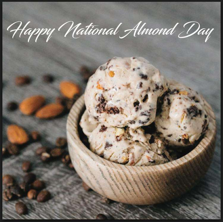 National Almond Day Wishes for Instagram