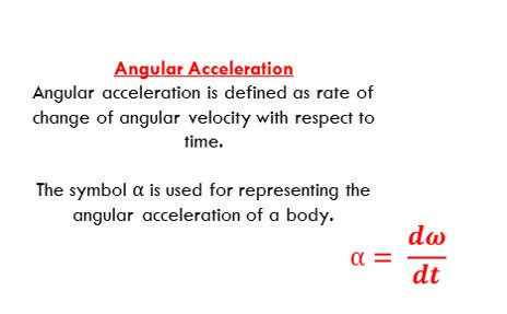 angular-acceleration