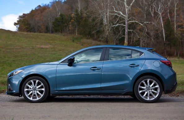 2015 Mazda 3 2.5L Manual Hatchback Review