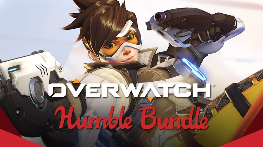 overwatch sale humble monthly bundle october blizzard