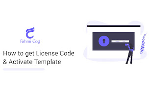How to Get License and Activate Template