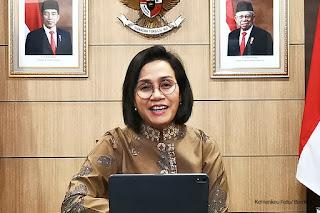 Sri Mulyani Indrawati terpilih sebagai Co-Chair dari the Coalition of Finance Ministers for Climate Action (Koalisi) periode 2021-2023