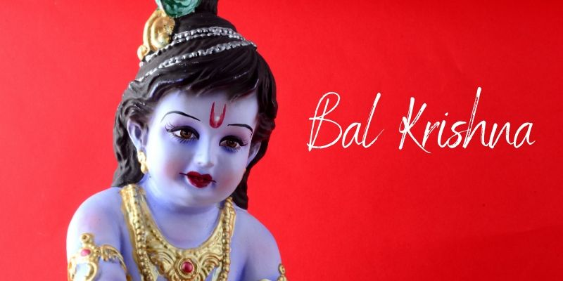 Lord Bal Krishna Images HD