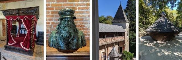 Best Loire Valley Chateaux: Château du Clos Lucé