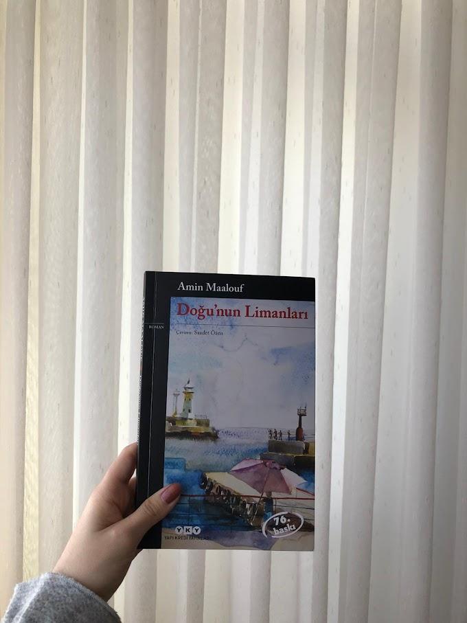 Doğu'nun Limanları – Amin Maalouf Kitap Yorumu