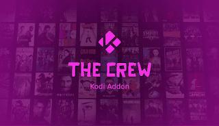 The Crew Movie Kodi Addon