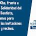 "Este Martes ""Acción Comunitaria"""