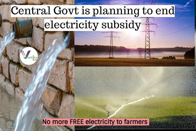 Electricity Act Amendment Bill, 2020