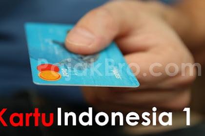 Kartu Indonesia 1 (Kartin1)