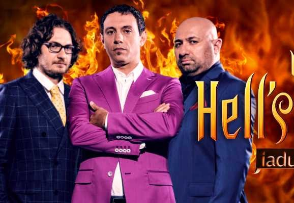 Hells Kitchen Online Season