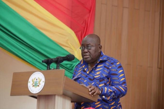 Ghana's borders will re-open by September 1