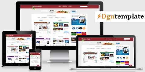 ThemeShop Responsive Blogger Template-dgntemplate