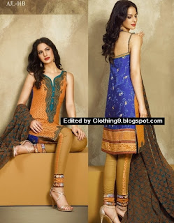 Asim Jofa Luxury Lawn Collection