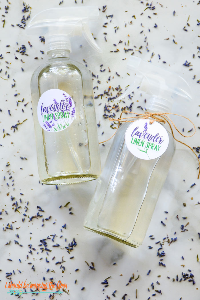 French Lavender Linen Spray