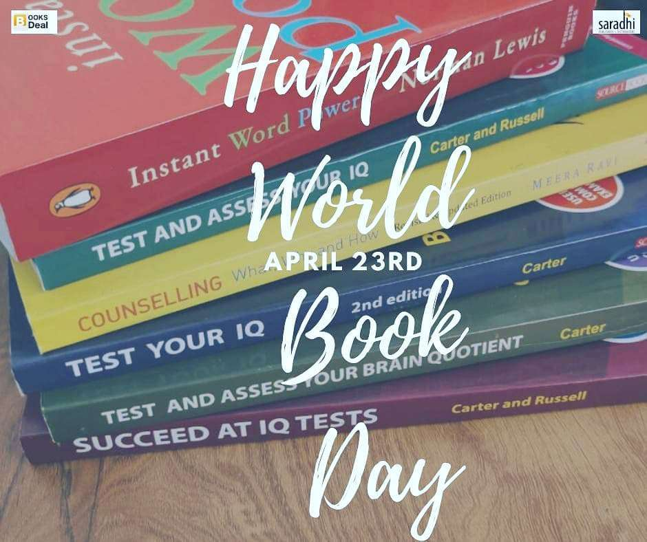 World Book Day Wishes Pics