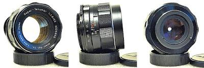 Super Takumar 55mm 1:1.8 #666