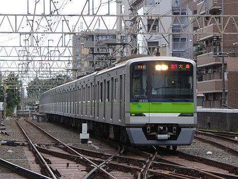 【1年間で消滅!】都営10-300R形の急行 大島行き320F・330F