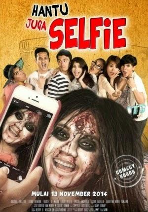 Hantu Juga Selfie