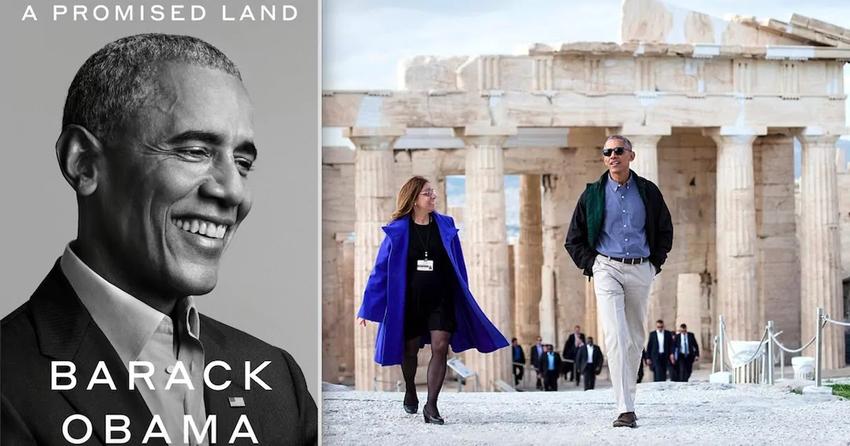 Obama's New Memoirs Reveal The Role Germany And France Played In The Greek Austerity Program