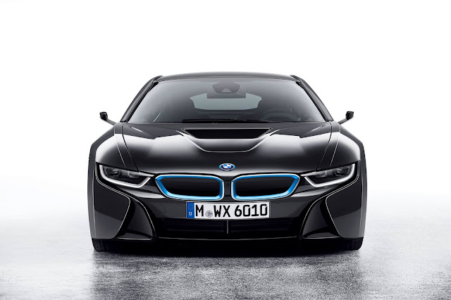 Would you drive a car that has cameras instead of mirrors, like this ‎BMW‬ i8