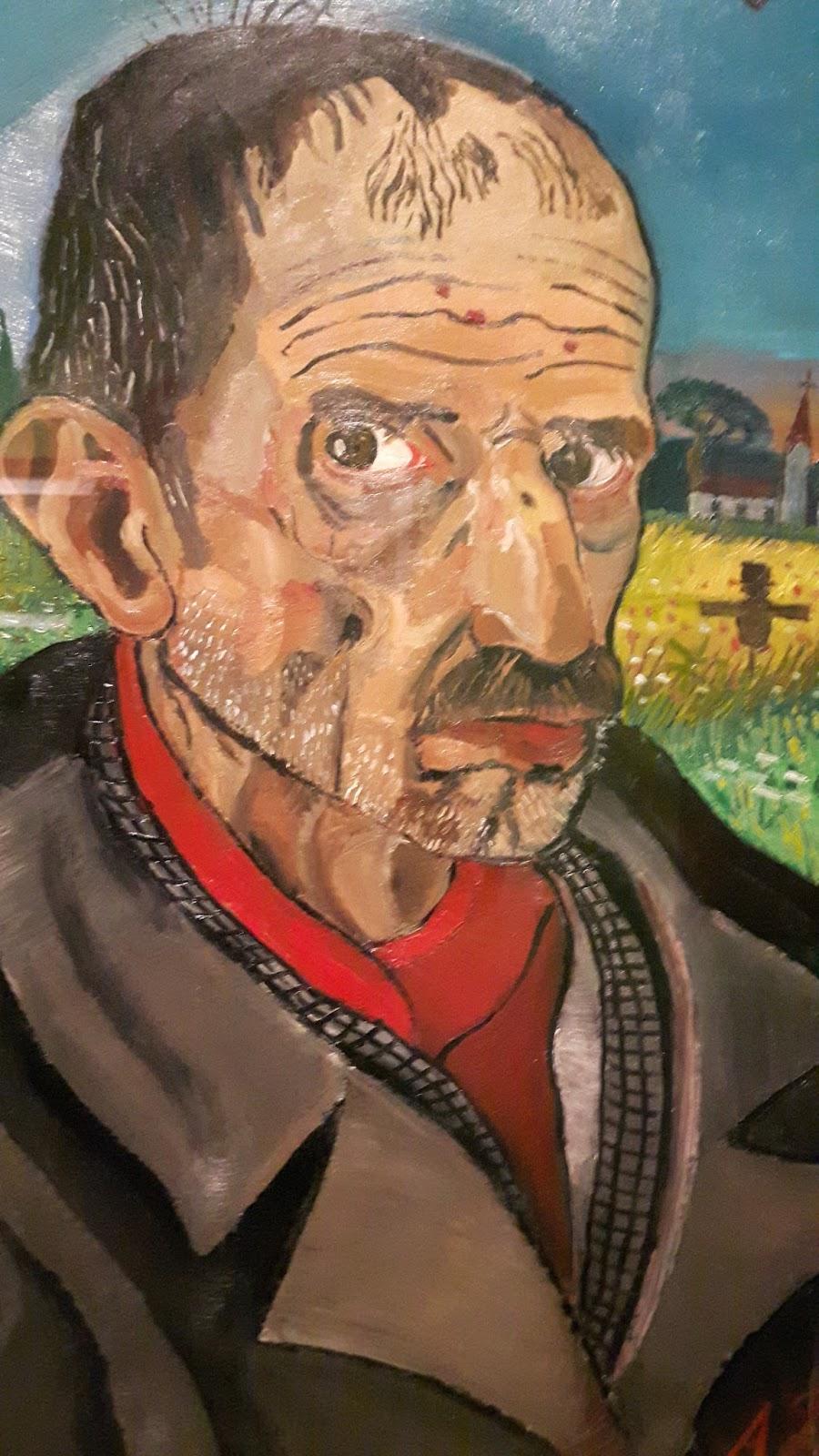 Mostre la geniale follia di ligabue for Mostre pittura 2017