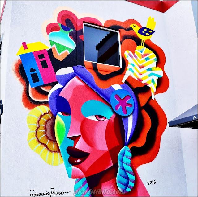 Miami street art, graffiti in Miami