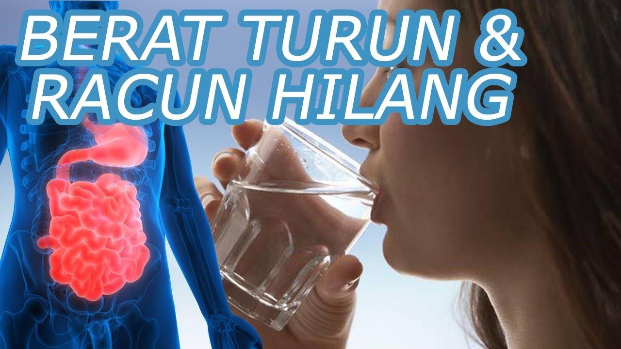 Minum Air Hangat Secara Rutin Ini Manfaatnya!