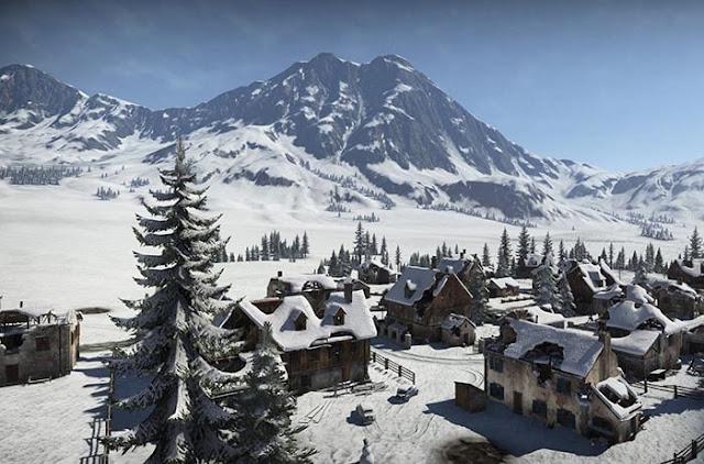Tin tức PUBG: Map tuyết trắng Dihor Otok sẽ đổi tên thành Vikendi