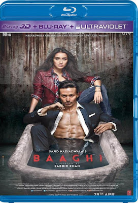Baaghi 2016 BDRip HD 1080p Latino