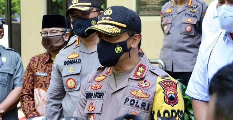 Kapolda Jateng : Tidak Ada Pesta Usai Pelantikan Bupati-Walikota Besok