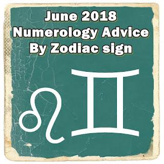 Aries, Taurus, Gemini, Cancer, Leo, Virgo June 2018 Numerology Advice