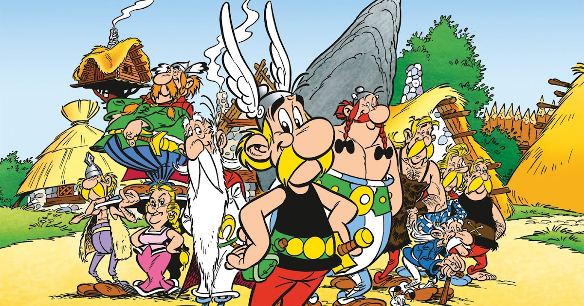 Asterix | HD Wallpapers (High Definition) | Free Background