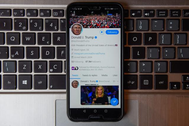 Twitter Donald Trump Diretas, Pejabat Belanda Telah Mengkonfirmasi hal ini