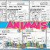 Atividades animais para imprimir