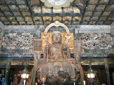 建長寺:地蔵菩薩坐像