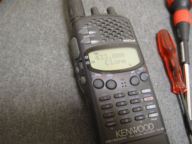 Kenwood/Trio TH-89 UHF