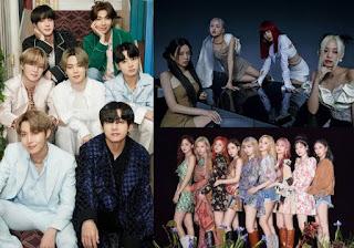 TWICE, BLACKPINK dan BTS Comeback di Bulan Oktober, Netizen Tak Sabar Menantikannya!