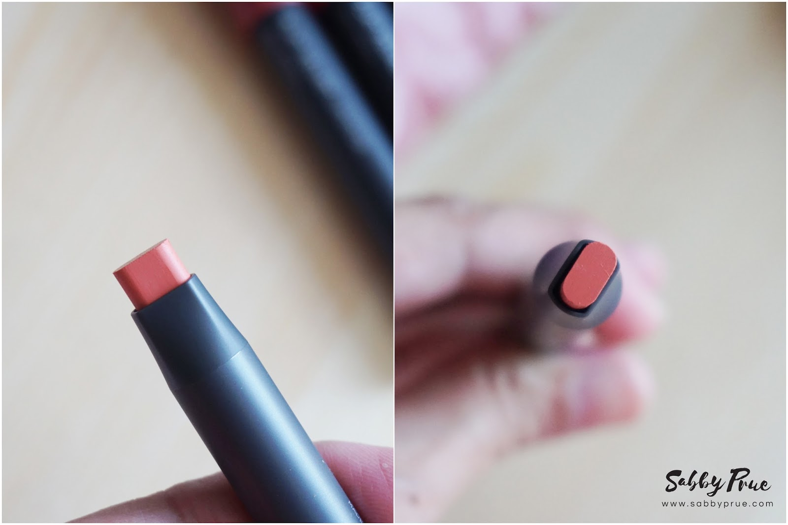 The face shop flat velvet glossy lipstick review sabby prue the face shop flat velvet glossy lipstick comes in a retractable pencil type packaging that is super convenient to use and to travel with due to the small publicscrutiny Images