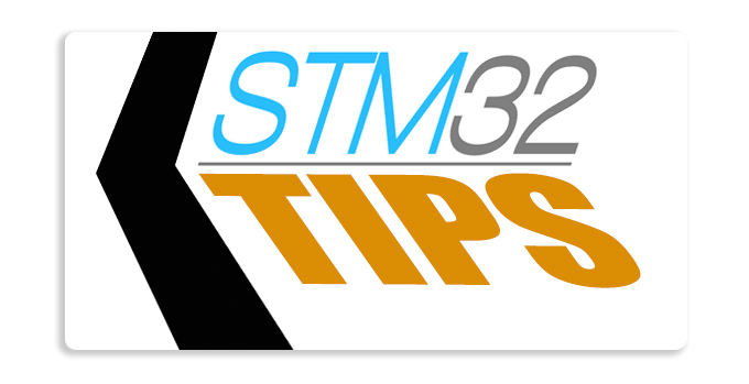 STM32 TIPS: Unique Device ID & Flash Size
