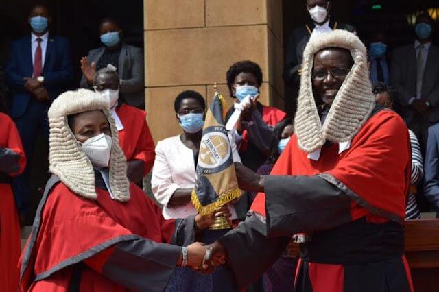 Chief Justice David Maraga photo