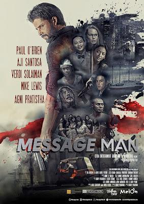 Film Message Man (2018)