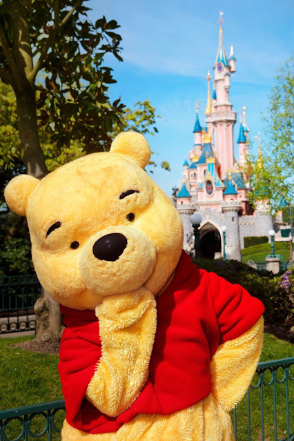 Happy 95th Birthday Winnie the Pooh, Disney, 小熊維尼, 迪士尼, Disneyland Paris, DLRP