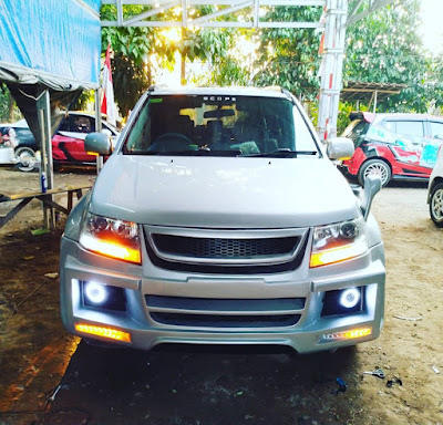 Bodykit Grand Vitara Bmi Custom