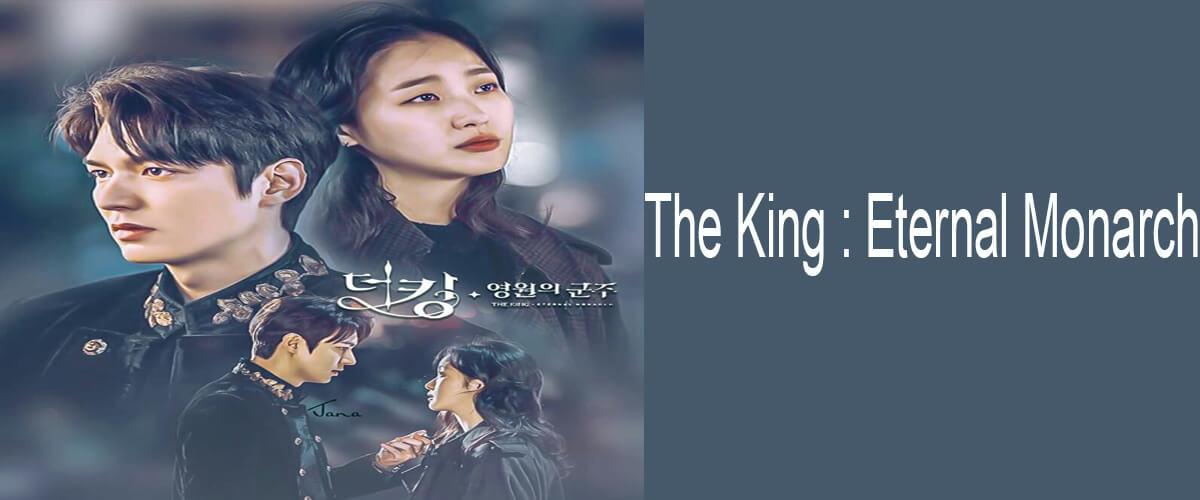 Rekomendasi Drakor Berjudul The King : Eternal Monarch
